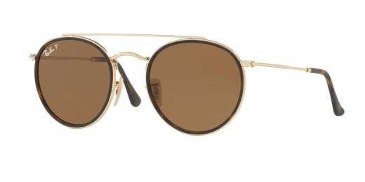 GOLD / POLAR BROWN lenses