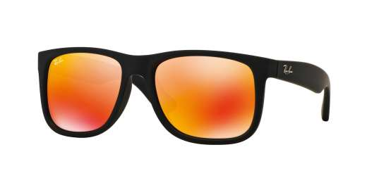 RUBBER BLACK / BROWN MIRROR ORANGE lenses