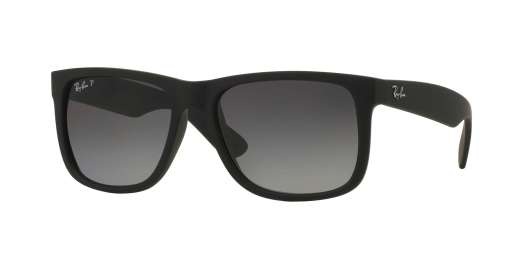 BLACK RUBBER / POLAR GREY GRADIENT lenses