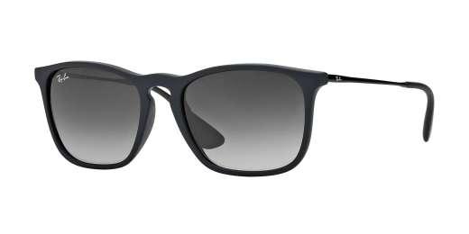 Rubber Black / Light Grey Gradient Dark Grey lenses