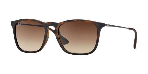 Rubber Havana / Brown Gradient lenses
