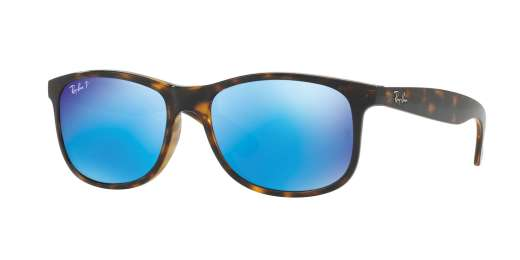 SHINY HAVANA / GREEN MIRROR BLUE POLAR lenses