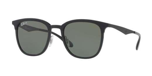 BLACK/MATTE BLACK / POLAR GREEN lenses
