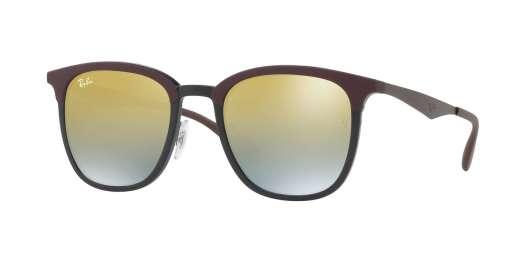 BLACK/MATTE BROWN / GREEN MIRROR SILVER GRAD GOLD lenses