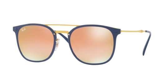 BLUE / GREEN GRADIENT BROWN MIRROR PI lenses