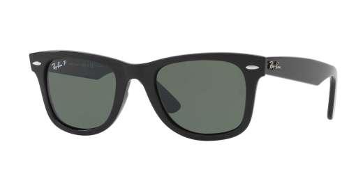 BLACK / GREEN POLARIZED lenses