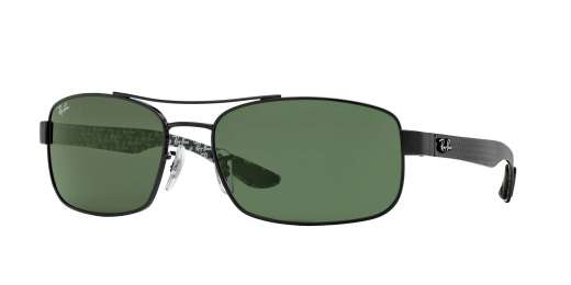 BLACK / POLAR GREEN lenses