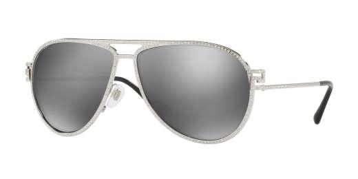 SILVER / GRAY MIRROR SILVER lenses