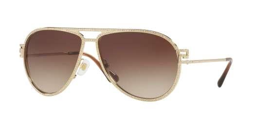 PALE GOLD / BROWN GRADIENT lenses