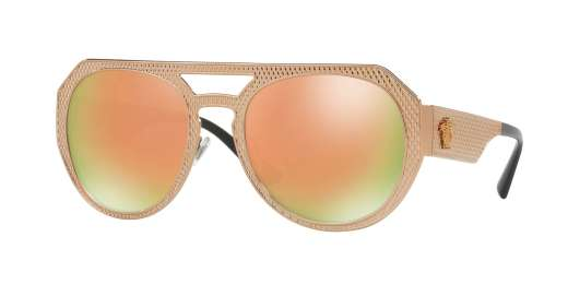 PINK COPPER / GRIGIO SPECCHIO ORO ROSA lenses