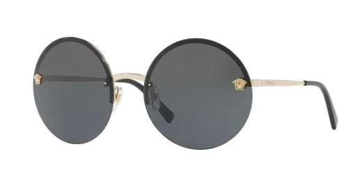 PALE GOLD / GREY lenses