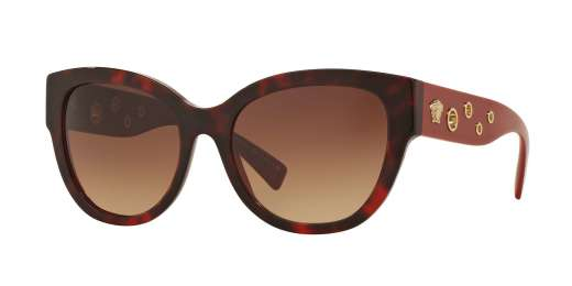 HAVANA/BORDEAUX / BROWN GRADIENT lenses