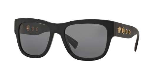 BLACK / POLAR GREY lenses