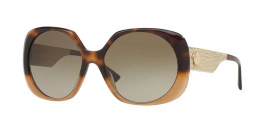 HAVANA/LIGHT BROWN / BROWN GRADIENT lenses