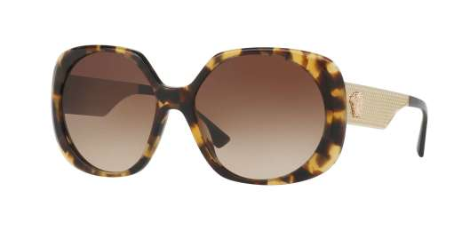 HAVANA / BROWN GRADIENT lenses