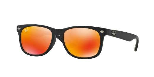 MATTE BLACK / RED MULTILAYER lenses