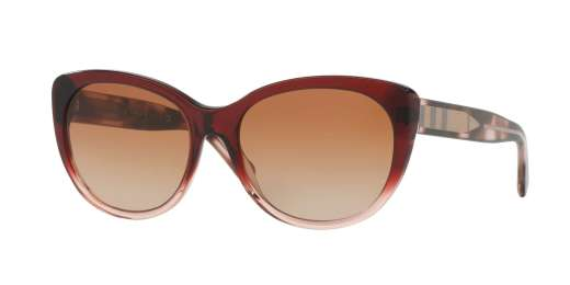 BORDEAUX GRADIENT PINK / BROWN GRADIENT lenses