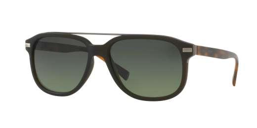 MATTE GREEN / POLAR GREEN GRADIENT lenses