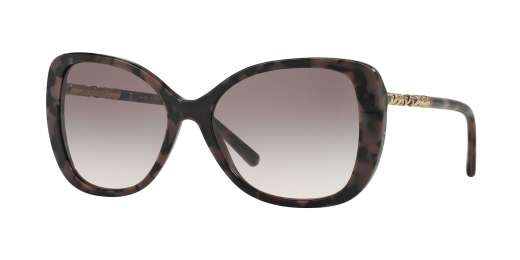 SPOTTED BROWN / PINK GRADIENT GREY lenses