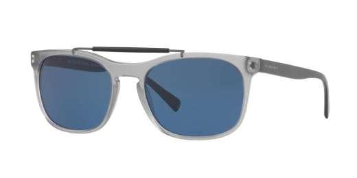 MATTE GREY / BLUE lenses