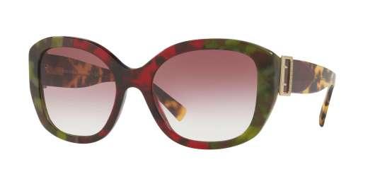 HAVANA GREEN/BORDEAUX/GR / VIOLET GRADIENT lenses