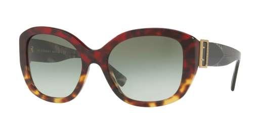 RED HAVANA/LIGHT HAVANA / GREEN GRADIENT lenses