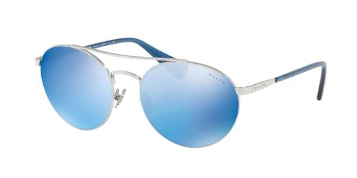 SILVER/BLUE / BLUE MIRROR lenses