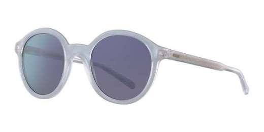VINTAGE CRYSTAL / MIRROR BLUE lenses