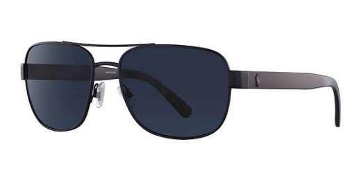 MATTE DARK NAVY / DARK BLUE lenses