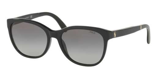 SHINY BLACK / GREY GRADIENT lenses
