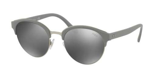 MATTE SILVER / SILVER MIRROR lenses