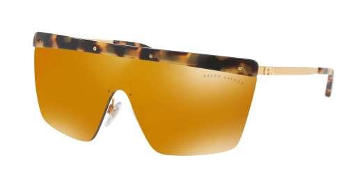 SANDBLAST SHINY GOLD / MIRROR GOLD MULTI LAYER lenses