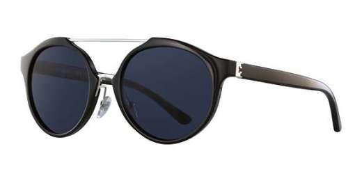 BLACK/SILVER / NAVY SOLID lenses