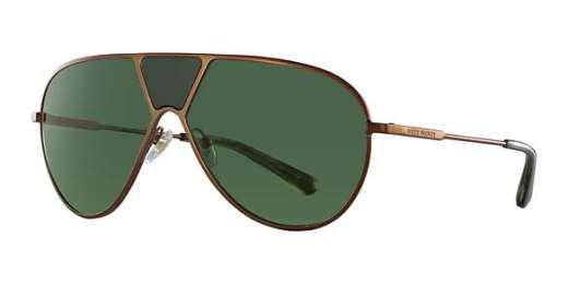 BOTTLE GREEN/BRONZE / GREEN SOLID lenses
