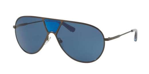 NAVY CRYSTAL/PEWTER / BLUE SOLID lenses