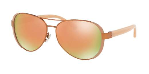 ROSE GOLD/BLUSH / ROSE GOLD MIRROR lenses