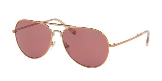 ROSE GOLD / BURGUNDY SOLID lenses