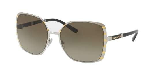 SILVER/GOLD / SMOKE GRADIENT lenses