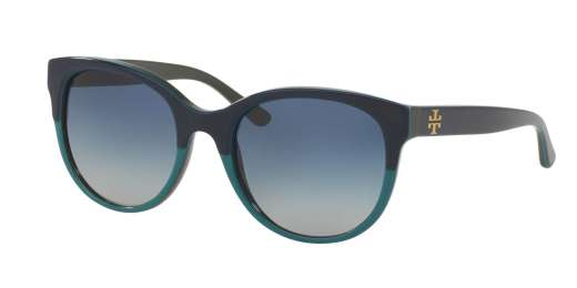 NAVY/TURQ/HUNTER / BLUE GREY GRADIENT lenses