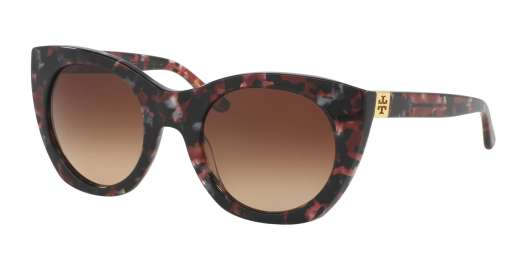 PEARL PORT TORT / DARK BROWN GRADIENT lenses