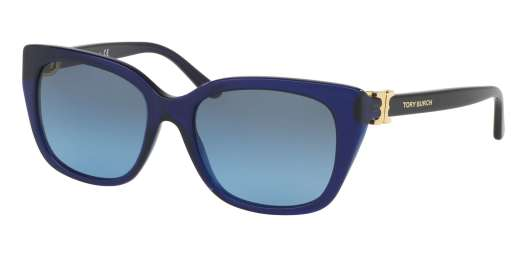 NAVY TRANSLUCENT / NAVY GRADIENT lenses