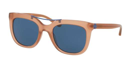CORAL / BLUE SOLID lenses