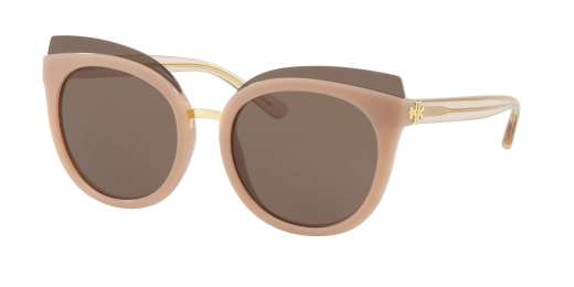 BLUSH / BROWN SOLID lenses