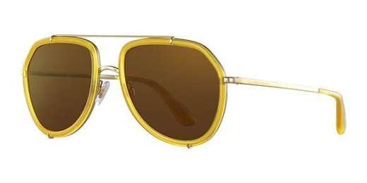 OPAL HONEY/GOLD / BROWN MIRROR BRONZE lenses