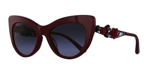 RED / GREY GRADIENT lenses