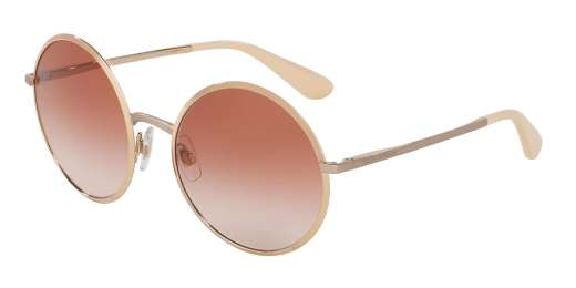 PINK GOLD / BROWN GRADIENT lenses