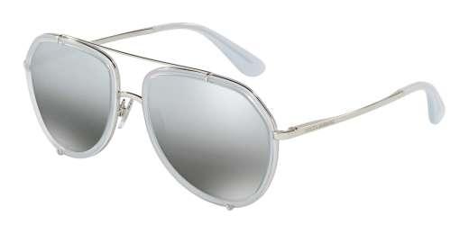 OPAL AZURE/SILVER / GREY MIRROR SILVER GRADIENT lenses
