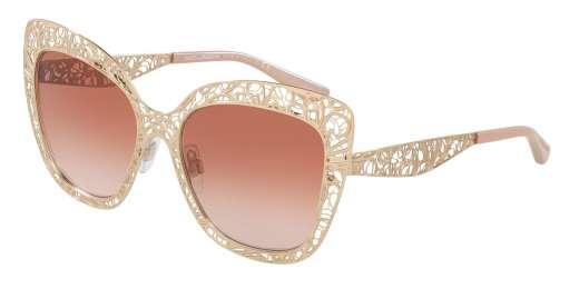 PINK GOLD / BROWN GRADIENT lenses