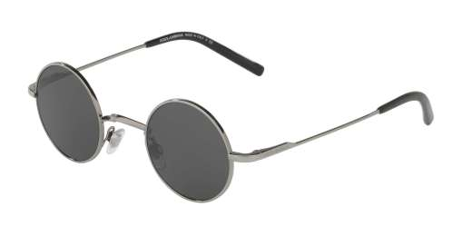 GUNMETAL / GREY lenses