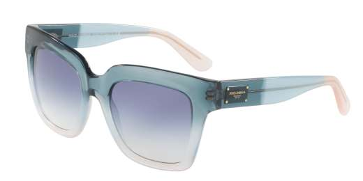 BLUE GRADIENT/AZURE/POWD / BLUE GRADIENT lenses